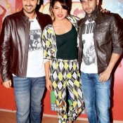 Gunday Stars Promote Film on Boogie Woogie