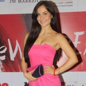 Elli Avram in Pink off Shoulder One Piece at Be with Beti Charity Lunch