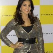 Sunny Leone Promote Upcoming Hindi Movie Ragini MMS 2 at Mumbai