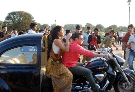 Jacqueline Fernandez Kick Salman Khan Salman Khan And Jacqueline