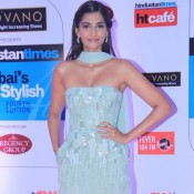 Sonam Kapoor at HT Mumbai Most Stylish Awards 2015