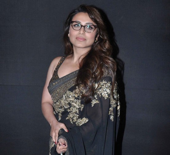 With you Rani mukherjee hot transparent saree your idea