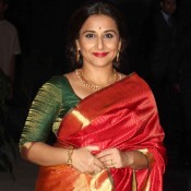 Vidya Balan at Tulsi Kumar and Hitesh Ralhan Wedding Reception