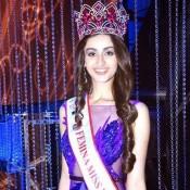 FBB Femina Miss India 2015 – Delhi's Girl Aditi Arya Wins Crown Recent Images