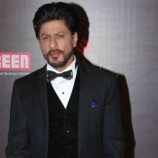 Shahrukh Khan at Life ok Screen Awards 2014 Photos
