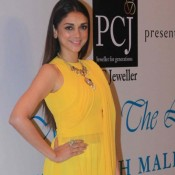 5th Annual Mijwan Fashion Show Photos – Aditi Rao Hydari in Yellow Dress