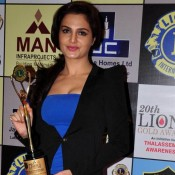 Monica Bedi at 20th Lions Gold Awards 2014 Photos