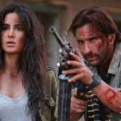 Saif Ali Khan & Katrina Kaif Shoot for PHANTOM – Latest Photos