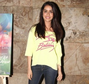 Bollywood Celebs at Margarita With A Straw Special Screening Photos
