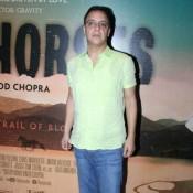 Vidhu Vinod Chopra's Broken Horses Film Special Screening Photos 2015