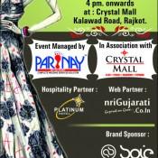 INIFD Fashion Show 2013 – December Season at Rajkot Gujarat India