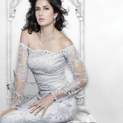 Katrina Kaif Hot Photoshoot for Nakshatra Diamond Jewellery Ad