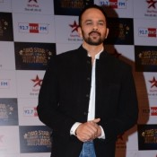 Rohit Shetty Famous Bollywood Movie Director at Big Star Entertainment Awards 2013