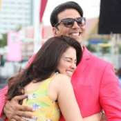 Tamanna Bhatia And Akshay Kumar in Its Entertainment Movie Photos