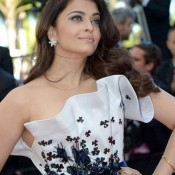 Aishwarya Rai Bachchan in Floor Length Gown for 68th Cannes Film Festival 2015