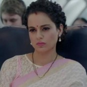 Kangana Ranaut in Saree in Tanu Weds Manu Returns Movie – Latest New Costumes Cool Images of Kangana Ranaut