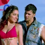 Shraddha Kapoor Hot Cleavage Pics in ABCD Any Body Can Dance 2 Movie Photos