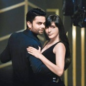 Anushka Sharma and Virat Kohli Dance In Clear Shampoo Ad Images