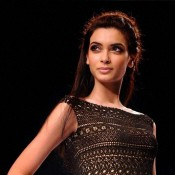 Diana Penty Ramp Walk at Signature International Fashion Weekend Photos