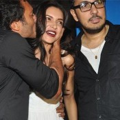 Deepika Padukone in Finding Fanny Fernandes Warm Up Party – Hot Pics in White Gown