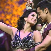 Katrina Kaif and Aamir Khan in 5 Crore Song of Dhoom 3 Hot Photos