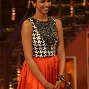 Cute Smiling Photos Of Deepika Padukone in Promotional Event Of Ram Leela