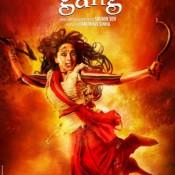 Madhuri Dixit in Gulaab Gang Movie First Look Kali Avatar