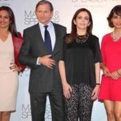 Nita Ambani at Marks And Spencer Store Launching In Mumbai
