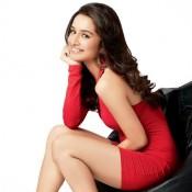 Shraddha Kapoor in Short Mini Skirt Dress at Women Health India Magazine 2013 Photo shoot