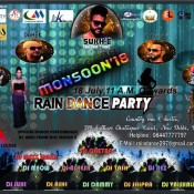 Rain Dance Party in Delhi 2015 – Special Dance Performance By Sahil From DID Season 2
