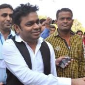 A R Rahman in Nita Ambani Birthday celebration event at Jodhpur