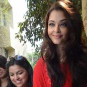 Aishwarya Rai 40th Birthday Party Pics – Aish Bday Celebration Photos 2013