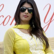Aishwarya Sakhuja Hot Pics at Promotional Event in Bhopal