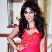 Chitrangada Singh in Red Saree Hot Pics Photos at Femina Bridal Cover