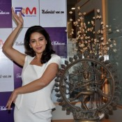 Madhuri Dixit in White Dress – OLD Photos of Online Dance Academy Launching Event