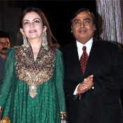 Nita Ambani in Anarkali Dress – Traditional Photos in Churidar Suits