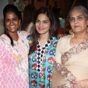 Salman Khan Young Sister Arpita Khan Elder Sister Alvira and Mother Salma Khan Photos
