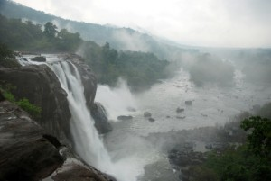 Bahubali Movie Waterfall Location – Baahubali Film Falls Scenes in Kerala India