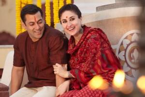 Kareena Kapoor Dress in Bajarangi Bhaijaan Movie – Latest New Paten Printed Dress Photos