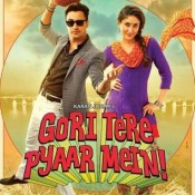1st Look Gori Tere Pyaar Mein Movie Poster is Out Now…