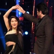 24 India TV Show Promotion on Sets of Jhalak Dikhhla Jaa Season 6