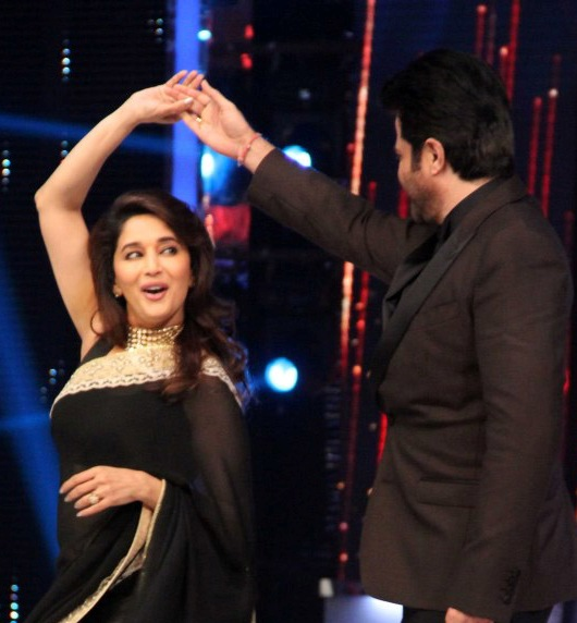 24 India TV Show Promotion on Sets of Jhalak Dikhhla Jaa Season 6