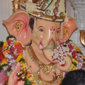 Address of Andheri Cha Raja 2013 Ganpati – Location, Decoration & Live Darshan