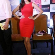 Aditi Rao Hydari in Delhi Promote Boss Movie