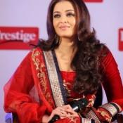 New Prestige Brand Ambassador Aishwarya Rai and Abhishek Bachchan in TTK Prestige Events