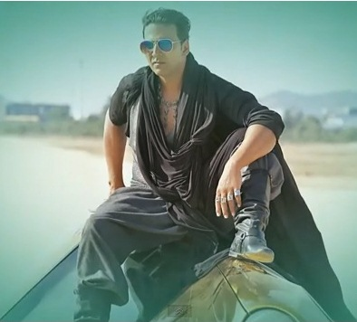 Akshay Kumar New Look 2012
