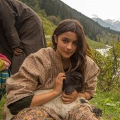 Alia Bhatt Look In Highway Movie
