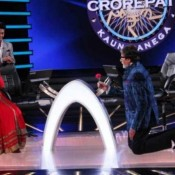 Amitabh Bachchan Proposes to Sangeeta Ghosh on KBC 7