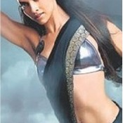 Deepika Padukone Look In Kochadaiyaan South Indian Movie