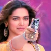 Deepika Padukone RAM LEELA Movie Gujarati Look First Traditional Pics
